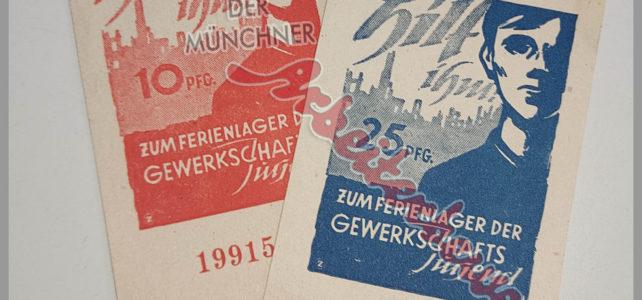 Aus dem Archiv – Ferienlager der Gewerkschaftsjugend