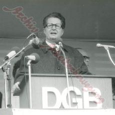 Aus dem Archiv – Fotos zur Erinnerung an Hans-Jochen Vogel