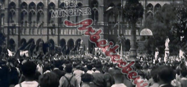 Aus dem Archiv – Zweites Internationales Sozialistisches Jugendtreffen in Wien