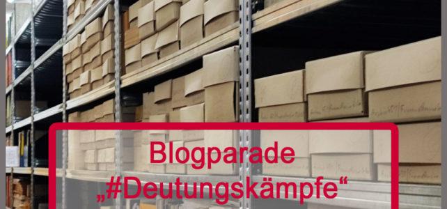 """""""Über die Privatisierung der Post: Bürgerpost oder Profitpost?"""": Beitrag auf der Blogparade #Deutungskämpfe"""