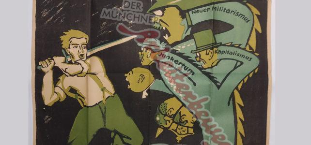 Aus dem Archiv – Plakat der KPD (Spartakusbund), 1919